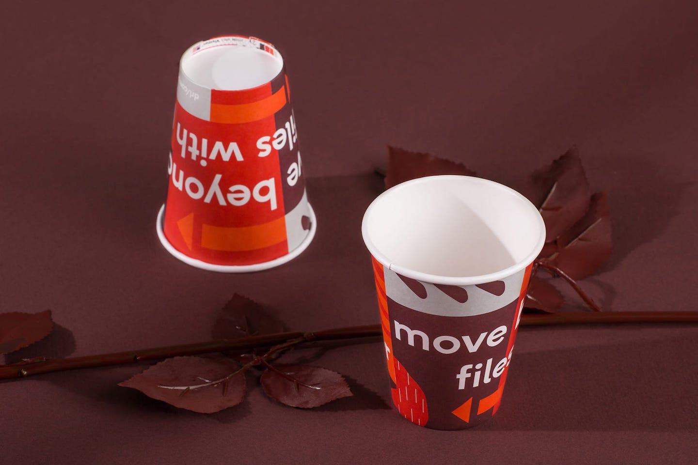 Company Goals Cups