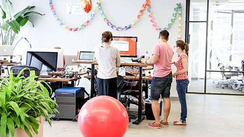 Dropbox Austin photos