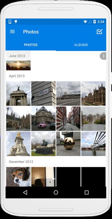 Dropbox mobile app - Dropbox