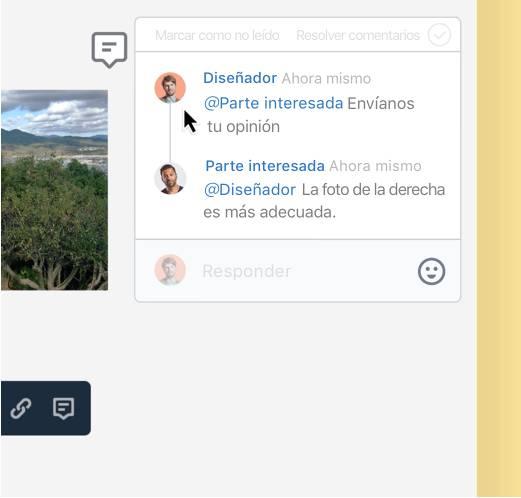 DropboxPaper es una forma simple y potente de crear contenido, compartir elementos y mantener sincronizado a tu equipo.