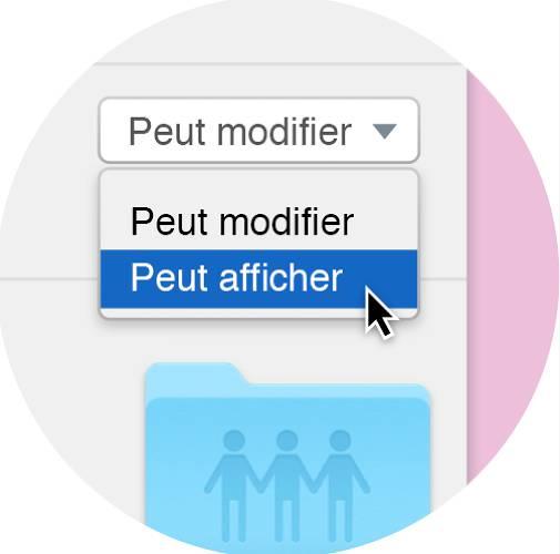 Partage de fichiers sécurisé avec Dropbox