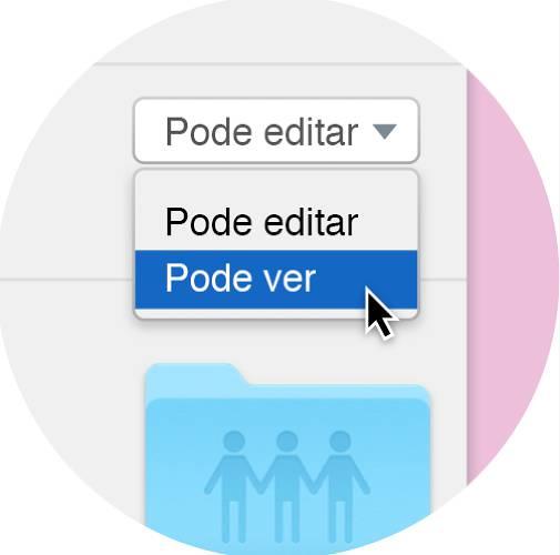 Compartilhamento de arquivos com segurança com oDropbox